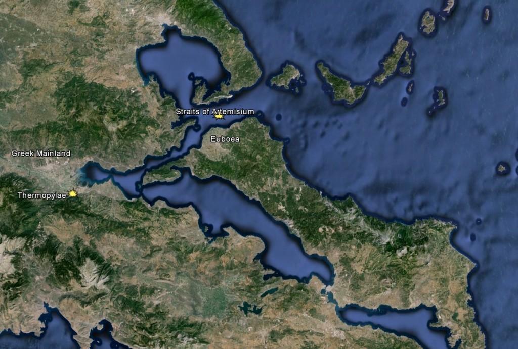 Thermopylae and Artemisium