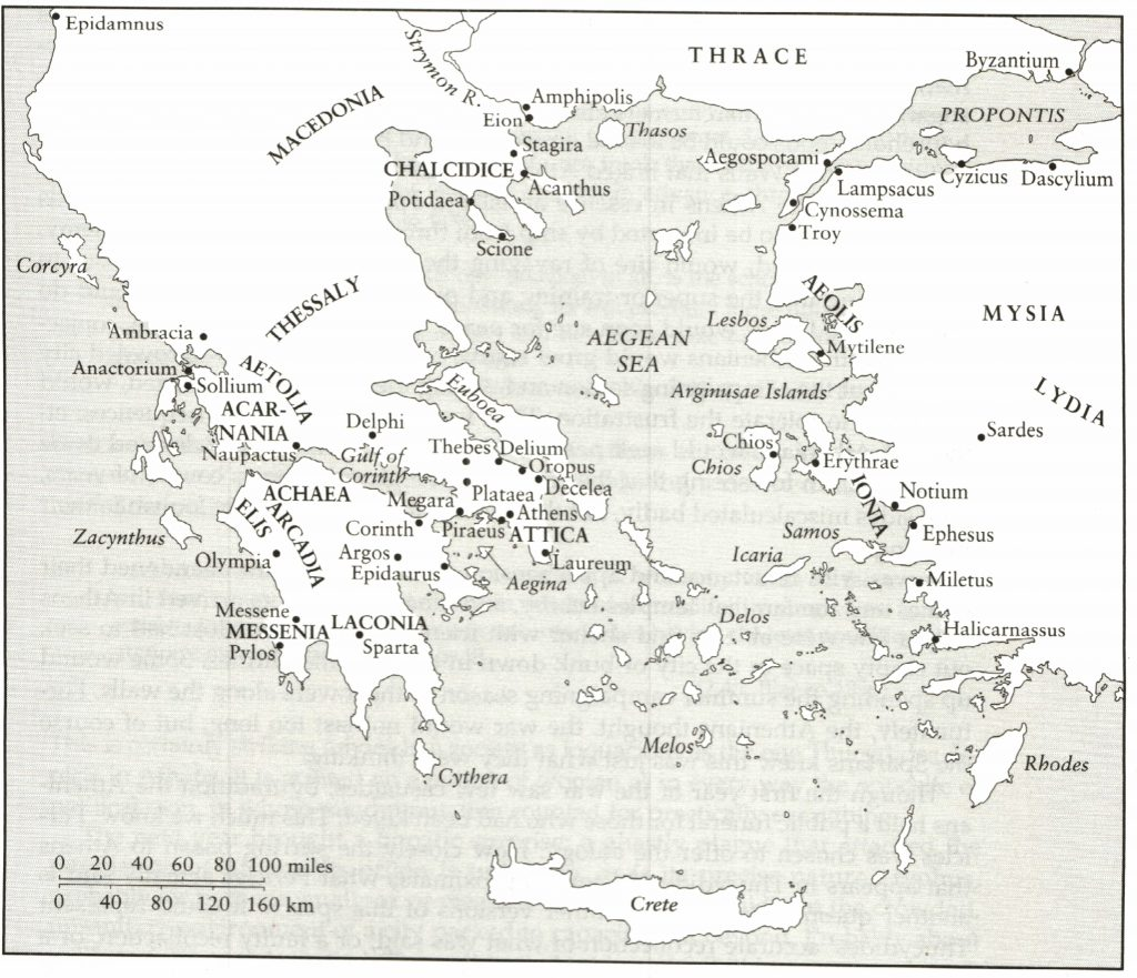 Greece in the 5th Century BC